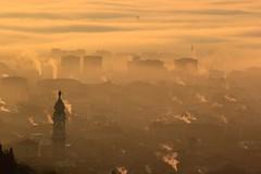 1146296 (Massimo Nava) Tags: winter italy fog nebbia inverno bergamo lombardia massimonava
