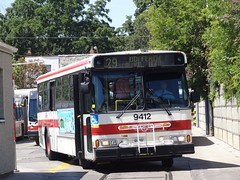 Toronto Transit Commission 9412 on 29 Dufferin (Orion V) Tags: ttc