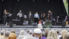 Amadeus Lundberg, Hilja Grönfors ja Juha Tikan orkesteri