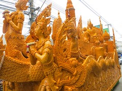 """Hotel near muangtam Muangtam Historical park Buriram,  """"ร่วมสืบสานวัฒนธรรมไทยในวันเข้าพรรษา ปี2558"""""""