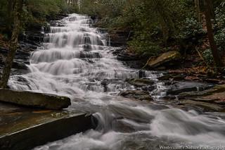 Minnehaha Falls - Rabun County Georgia