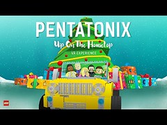 [OFFICIAL VIDEO] Up on The Housetop - Pentatonix (360 Version) (Download Youtube Videos Online) Tags: official video up the housetop pentatonix 360 version