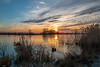 Going Home (State of Decay) Tags: sunset zonsondergang nederland dutch holland waterfront natuur nature sky lucht winter