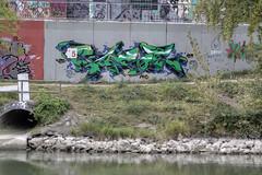 Case (Herbalizer) Tags: case vienna wien austria österreich wall wand donaukanal danube canal street graffiti