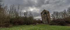 La Tour Penchée... (Hans Kool) Tags: tower wwii toren france oyeplage bunker worldwarii army leger soldiers atlanticwall