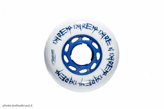 andreabrussi.it - Roll Line Extrema 80A 72mm (Uploading in progress!) Tags: rollline wheels ruote skates pattini freni stops skating pattinaggio bearings cuscinetti sport