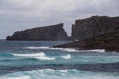 Cap des Freu (nuri_bri) Tags: sea mediterráneo marmediterráneo mallorca es espanya españa islasbaleares capdesfreu islademallorca serradellevant cap cabo paisatge paisaje landscapes beach mar blue azul blau