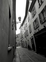 IMG_1481193550220 (Florindo Balkan) Tags: urban city contrast architecture blackandwhite wideangle noir mistery fog italy metaphysics