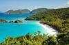 Secluded tropical beach (vuvantrinh_khoai) Tags: beach caribbean coast getaway holiday idyllic island landscape nature ocean sea seaside secluded summer travel tropical trunkbay vacation virginislands