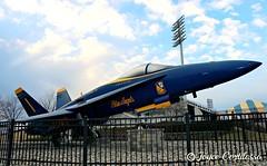 U.S. Navy Blue Angels (TravelsJ19) Tags: blueangels blu blue angels maryland