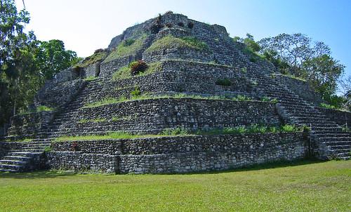 Chacchoben Mexico