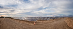 sustainable (bugeyed_G) Tags: solar farm industrial landscape panel sunset southwest desert tucson arizona outdoor sustainable renewable energy source technology science clouds cloudy panorama