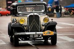 Citroen (dprezat) Tags: citroen chevron voitures automobiles collection classics cars vincennes nikond800 nikon d800 vincennesenanciennes