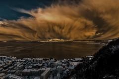 Snowstorm (©jforberg) Tags: 2017 ålesund snowstorm snow norway noregia norwegian norwegen norge norwegia norvegia storm aalesund
