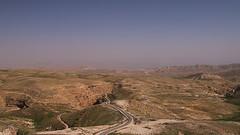 Desert View (Lars Ørstavik) Tags: kidron kidronvalley canyon deadsea palestine desert holyland judeandesert landscape outdoor arid monastery marsaba