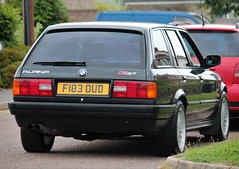 F183 OUD (Nivek.Old.Gold) Tags: 1988 bmw 325i touring alpina c2 27