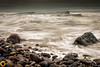 Rough Tide (t_dixon86) Tags: leefilters manfrotto nikond800 seascape tamron2470mmf28 hightide landscape landscapephotography nikon norteast norteastcoast northumberlandbeach outdoor photography rocks sea tonydixonphotography