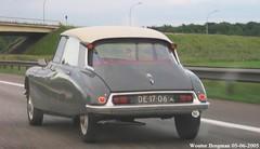 Citroën ID 19P 1961 (XBXG) Tags: de1706 citroën id 19p 1961 ds 19 citroënds déesse snoek strijkijzer tiburón nederland holland netherlands paysbas vintage old french classic car auto automobile voiture ancienne française france frankrijk vehicle outdoor
