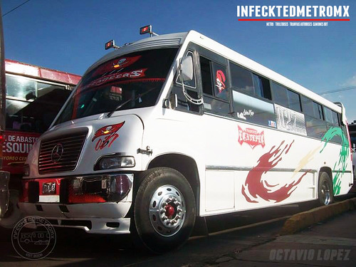 Reco AME 2 Transportes Ecatepec Bucanners 027
