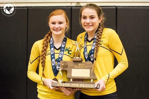 KCHS State Volleyball