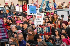 WomensMarchOlympia2016-6198LR (Madeline McIntire Houston) Tags: clothing colorphotograph crowd crowded crowding demonstrating demonstration event events face group hat olympia people protestsign pussyhat red sign thurstoncounty washingtonstate washingtonstatecapitolcampus winter womensmarch protest