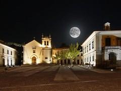 Praça Marquês de Pombal - noite, Pombal (CCDR - Centro / Região Centro de Portugal) Tags: pombal incentro1015 dtcc1015 patrimónioconstruido noite projectoimagensdocentro praça marquesdepombal