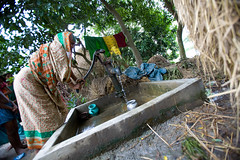 Water and Sanitation Program in Bangladesh
