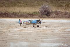 Spitfire -3- (dominiquekt) Tags: radio nikon tunisia dom tunis sigma spitfire dominique piper rc enit khaled ulm aero avion spartan aircrafts planeur soliman c27j sliman d5200 touel felleli mezri