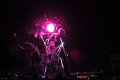 4thofJuly.7 (jrbeckwith) Tags: show park sky beautiful america project river dark fire photo amazing downtown day texas bright display fireworks tx picture pad 4th jr celebration trinity fourthofjuly 365 independence 4thofjuly fourth independenceday celebrate fortworth beckwith 2015 jbeckr