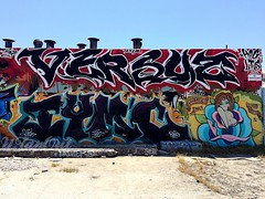 VERSUZ (UTap0ut) Tags: california art cali graffiti la los pain angeles socal cal graff lts kog versuz iymc utapout