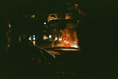 Highway Blues (Louis Dazy) Tags: road trip love film car analog 35mm photography peace grain 100 ektar