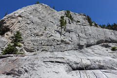 Aftonroe (*Andrea B) Tags: park summer sport rock cheese nationalpark rocks july climbing national valley bow banff rockclimbing grater guides bowriver banffnationalpark bowvalley summer2015 aftonroe july2015