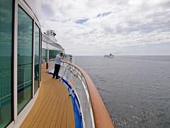 Baltic Princess seen from Birka Stockholm (Franz Airiman) Tags: cruise ferry finland balticsea baltic cruiseship siljaline land tallink birka birkacruises balticprincess birkastockholm