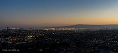 Nightscape (m e a n d e r i n g s) Tags: nightphotography losangeles nightscape dusk emount sony1650mmf3556 sonya5100