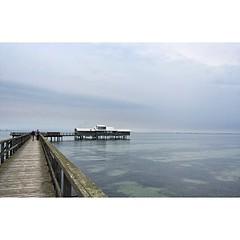 Långa bryggan (annaceriksson) Tags: sea skåne sweden havet öresund kallbadhus southofsweden långabryggan