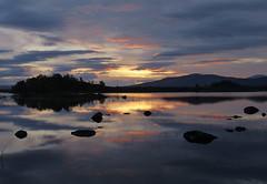 Oh Brave old World (kenny barker) Tags: sunrise rannochmoor lochba kennybarker