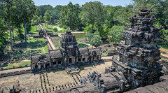 Impressive (Jos Dielis) Tags: vacation vakantie holidays view angkorwat siemreap impressive cambodja vietnamencambodja