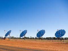Solar power near Windorah