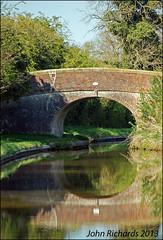 Bridge 41. Springhill Bridge. (john.richards1) Tags: trip england water boats boat canal nikon shropshire sigma narrow llangollen d80