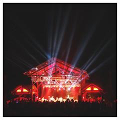 FloydFest 14 - Fire on the Mountain (daveelmore) Tags: music festival night virginia concert crowd fireonthemountain stagelights floydfest floydva dreamingcreekmainstage floydfest14