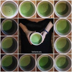 actividad: degustacin de te verde japones Marcha (Tetere Barcelona) Tags: tea matcha greentea maccha  japanesetea teverde degustacion tetere tetereria tejapones greenteajapanese