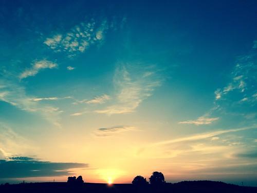 Sunrise / Schwäbische Alb