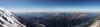 Vallée de Chamonix, France (Julien CHARLES photography) Tags: aiguilledumidi alpes alps chamonix france mountain mountains panorama panoramic panoramique vallée