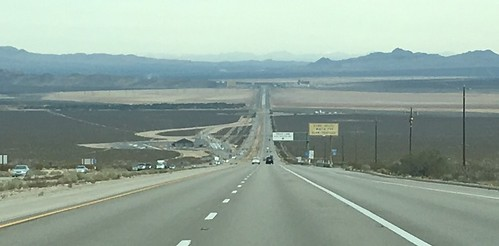 6 or 7 miles from Nevada.  Casinos right at Stateline.  No gambling for us though...