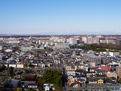 Scenery seen from a high-rise-apartment 2016-12-08 (over_frost) Tags: 風景 俯瞰 埼玉県 日本 冬 landscape birdseyeview saitama japan mzuikodigitaled1250mmf3563ez epl5 olympus stock photo stockphoto adobestock