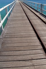 And a railway line (Val in Sydney) Tags: busselton wa australia australie