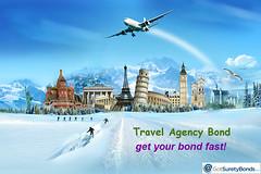 Travel Agency Bond - Get your bond fast! (GotSuretyBonds) Tags: travelagencybond travel agency surety bond