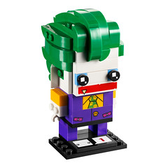 41588 The LEGO Batman Movie - The Joker (hello_bricks) Tags: lego brickheadz 2017 thelegobatmanmovie 41585 41586 41587 41588 41589 41590 41591 41592