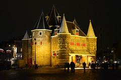 Amsterdam 2016 – Weigh house (Michiel2005) Tags: nieuwmarkt waag gate weighhouse amsterdam nederland netherlands holland noordholland