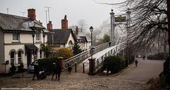 The Bridge to Handbridge (Ian Betley Photography) Tags: handbridge bridge chester uk cheshire water river dee ch4 ian betley photography queens park 1923 december 28th 28 2016 12